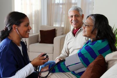 ceargiver consulting senior couple